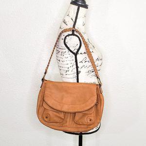 Sonoma Brown Shoulder Bag